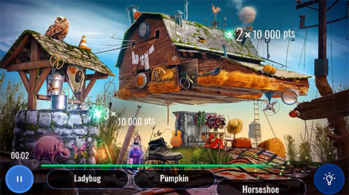 Optical Illusions: Hidden objects game für Android