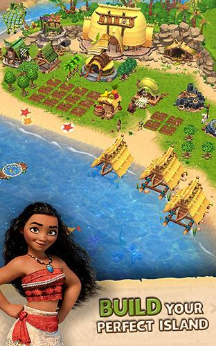 Disney. Moana: Island life captura de tela 1