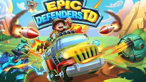 Epic defenders TD Screenshot