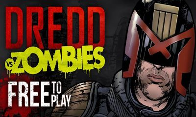 Judge Dredd vs. Zombies скріншот 1