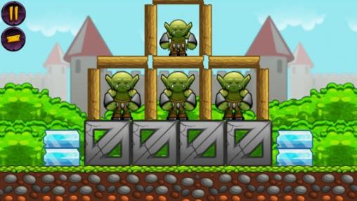 Arcade-Spiele: Lade Wütende Monster 2 auf dein Handy herunter
