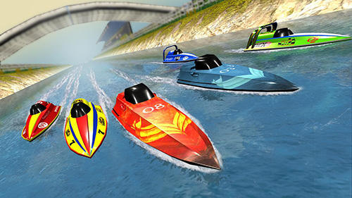 Speed boat racing: Racing games for Android