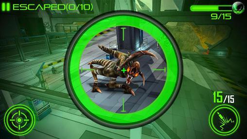 Space invasion combat für Android