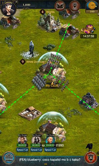 Last kingdom: War Z für Android