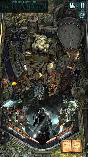 Bethesda pinball pour Android