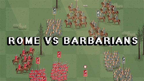 Rome vs barbarians: Strategy screenshot 1
