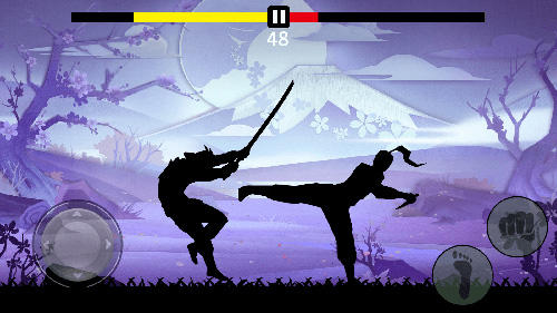 Street shadow fighting champion для Android