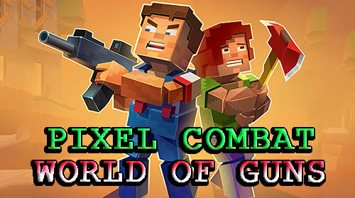 Pixel combat: World of guns screenshot 1