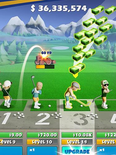 Idle golf für Android