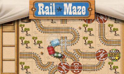 Rail Maze captura de pantalla 1