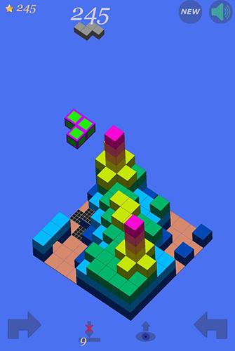 Familien-Spiele CubeU 3D puzzle auf Deutsch