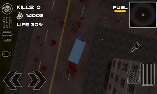 Grab the auto: Bloody Halloween para Android
