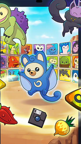 Dynamons world für Android
