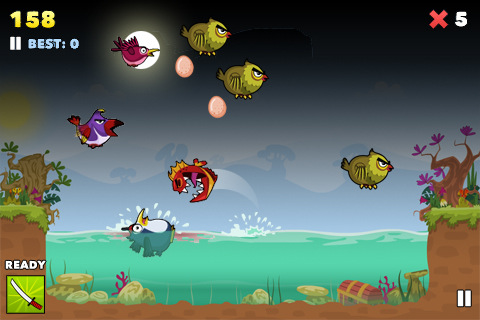 La furia del pez