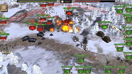 Armored warriors captura de pantalla 1