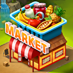 Supermarket сity: Farming game icono