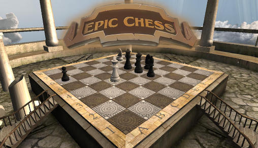 Epic chess ícone