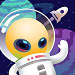 Space colonizers: Idle clicker Symbol