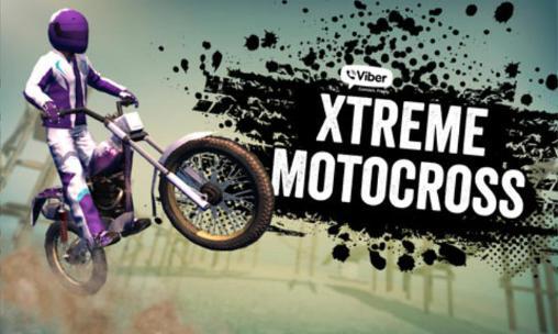 Viber: Xtreme motocross icon
