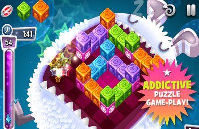 Screenshot Cubis – Addictive Puzzler! on iPhone