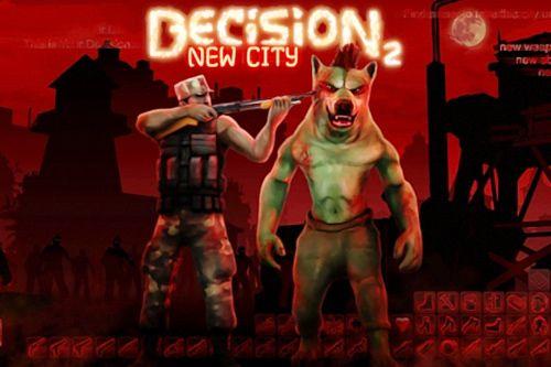 Decision 2: New city icône