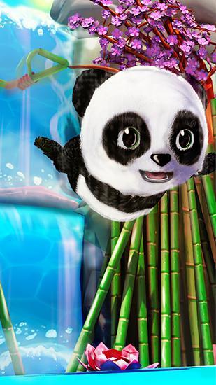 Daily panda: Virtual pet für Android