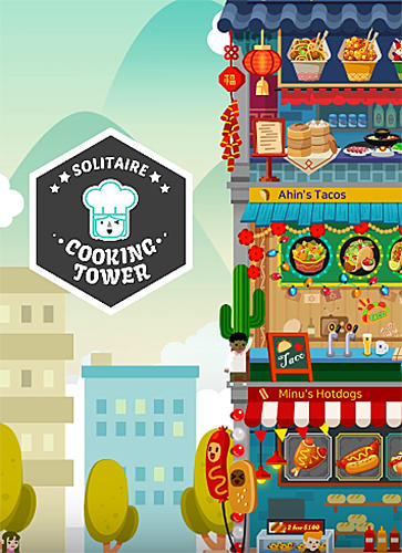Solitaire: Cooking tower Screenshot