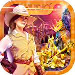 Treasure hunt hidden objects adventure game Symbol