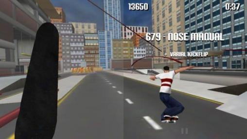 Einfach Skate fahren für iPhone