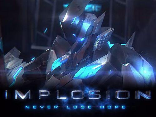 логотип Имплозия: Никогда не теряй надежду