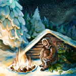 Winter Island: Crafting game. Survival Siberia icono