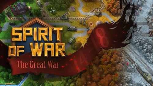 logo Esprit de la guerre: Grande guerre