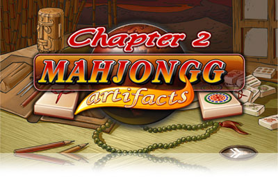 logo Mahjong Artifacts: Chapter 2