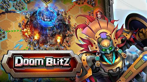 Doom blitz: War strategy Screenshot