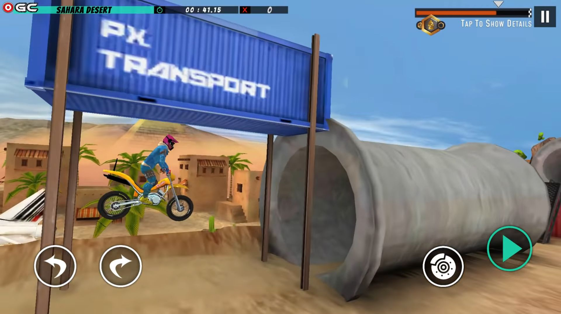 Bike Stunt 2 New Motorcycle Game - New Games 2020 スクリーンショット1