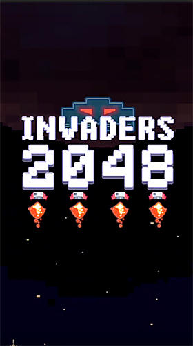 Invaders 2048 screenshot 1
