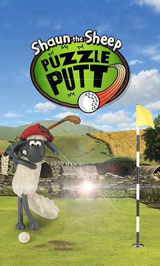 Shaun the sheep: Puzzle putt captura de tela 1