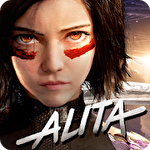 Alita: Battle angel. The game ícone