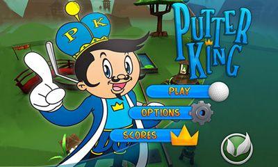de sport Putter King Adventure Golf pour smartphone
