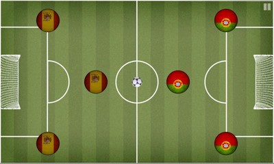 Pocket Soccer screenshot 1