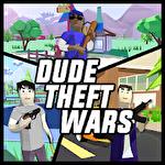 Dude theft auto: Open world sandbox simulator Symbol
