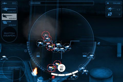 Helicóptero de combate X para iPhone gratis