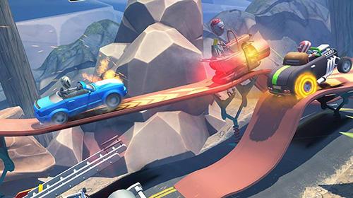 Autos Max up: Multiplayer racing auf Deutsch