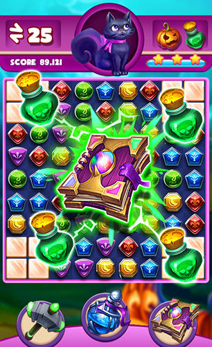 Jewels hunter pour Android