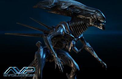 logo L'Alien contre le Carnassier: Evolution
