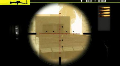 Sniper Sniper tactical auf Deutsch