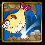 Blowy fish icon