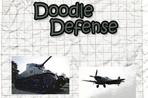 logo La défense doodle!