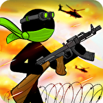 Stickman maverick: Bad boys killer Symbol