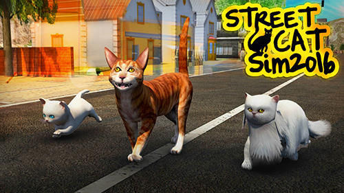 Street cat sim 2016 Screenshot